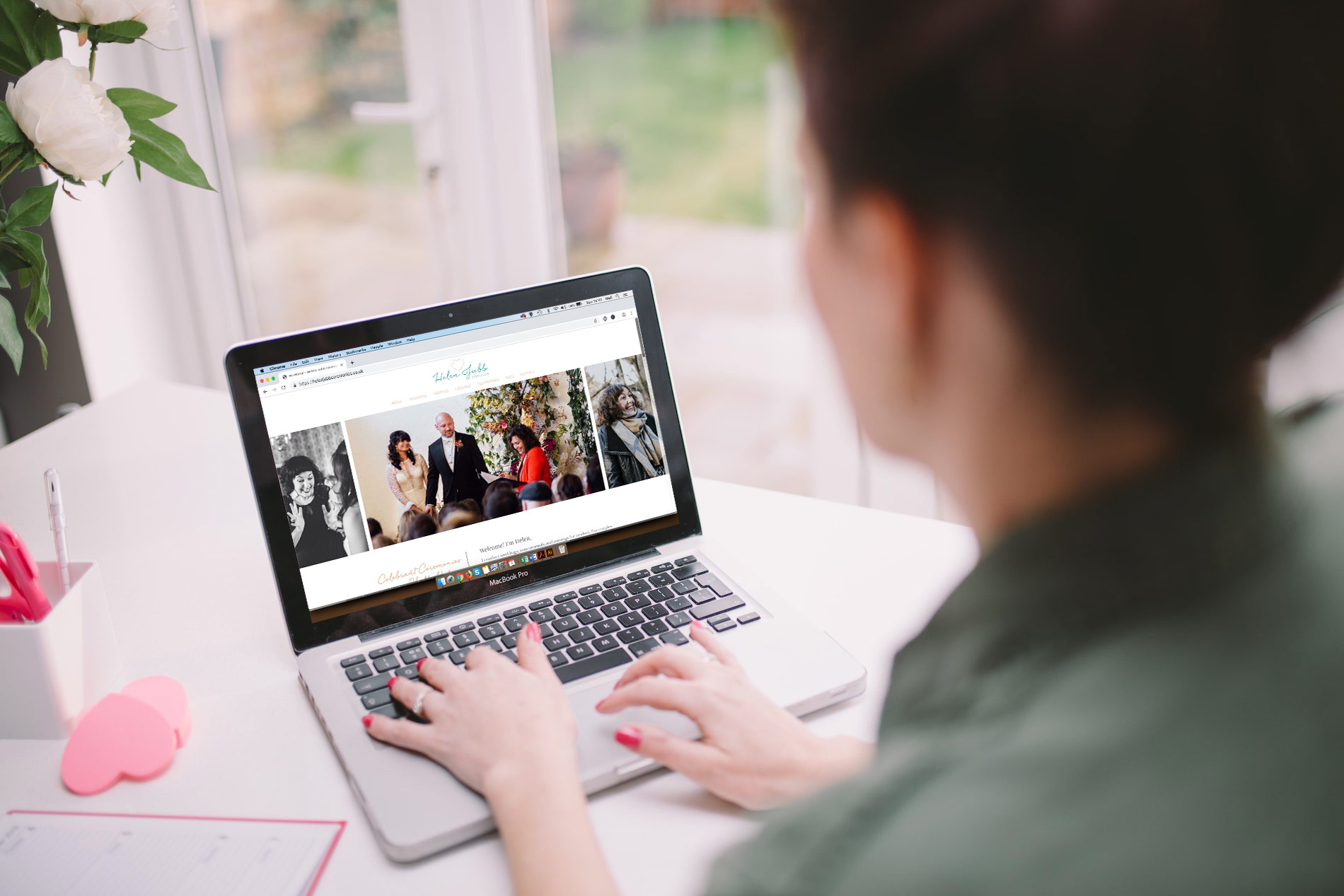 celebrant-websites